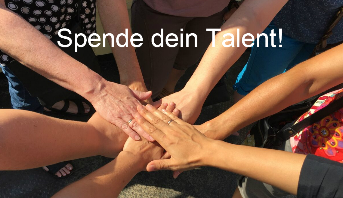 Spende dein Talent Haende1140